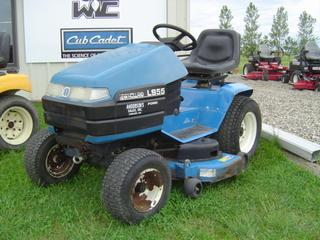 Iron search used new holland lawn tractors for sale by dealers 1996 new holland ls55h lawn tractor sciox Choice Image