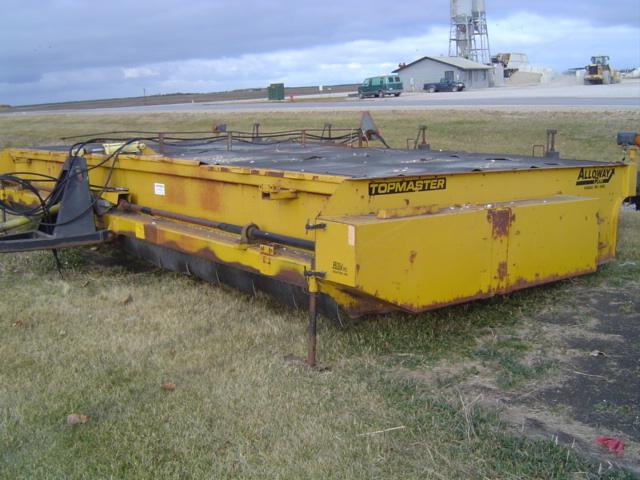 1992 Alloway 12R-22 Beet Defoliator