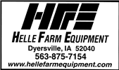 Helle Farm Equipment Inc