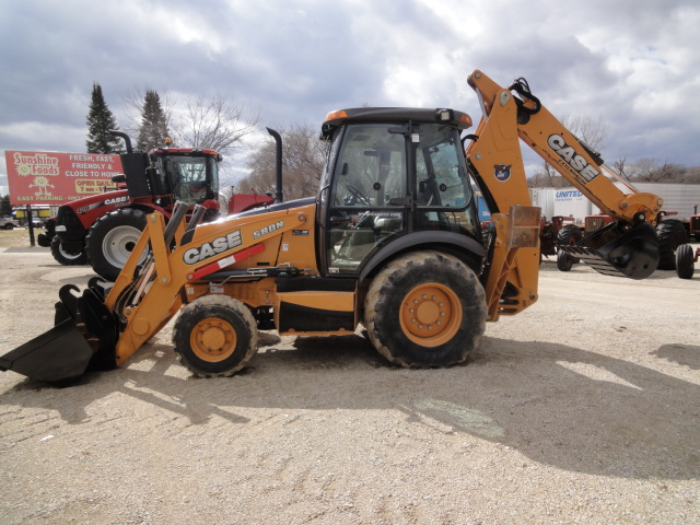 Case Tractor Showroom : Case tractor loader backhoe iron search