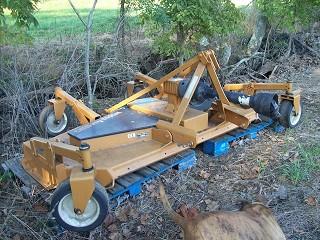 Woods RM990 Mower/Rotary Cutter