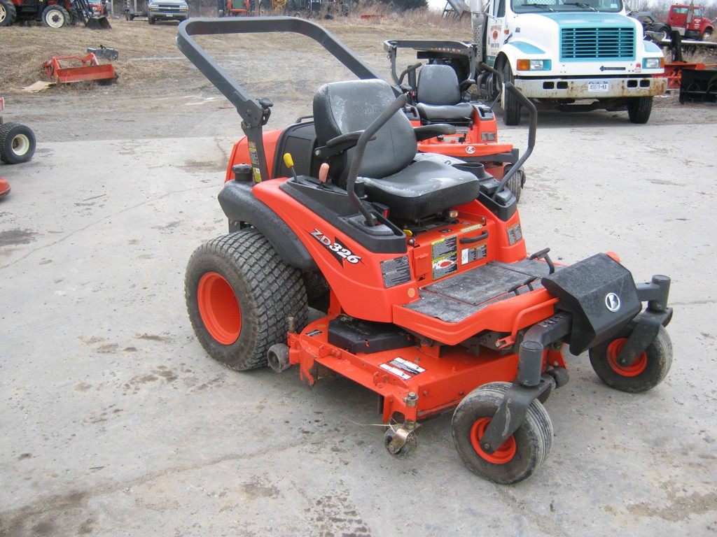 2008 Kubota zd326-60 Mower/Zero Turn