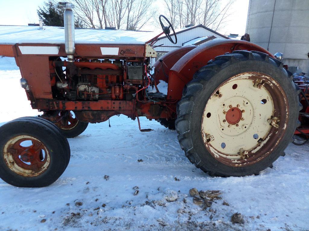 Belarus 400 Tractor