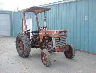 1974 Massey Ferguson 165 Tractor