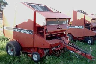 Case IH 8480 round baler for parts Tractor equipment t