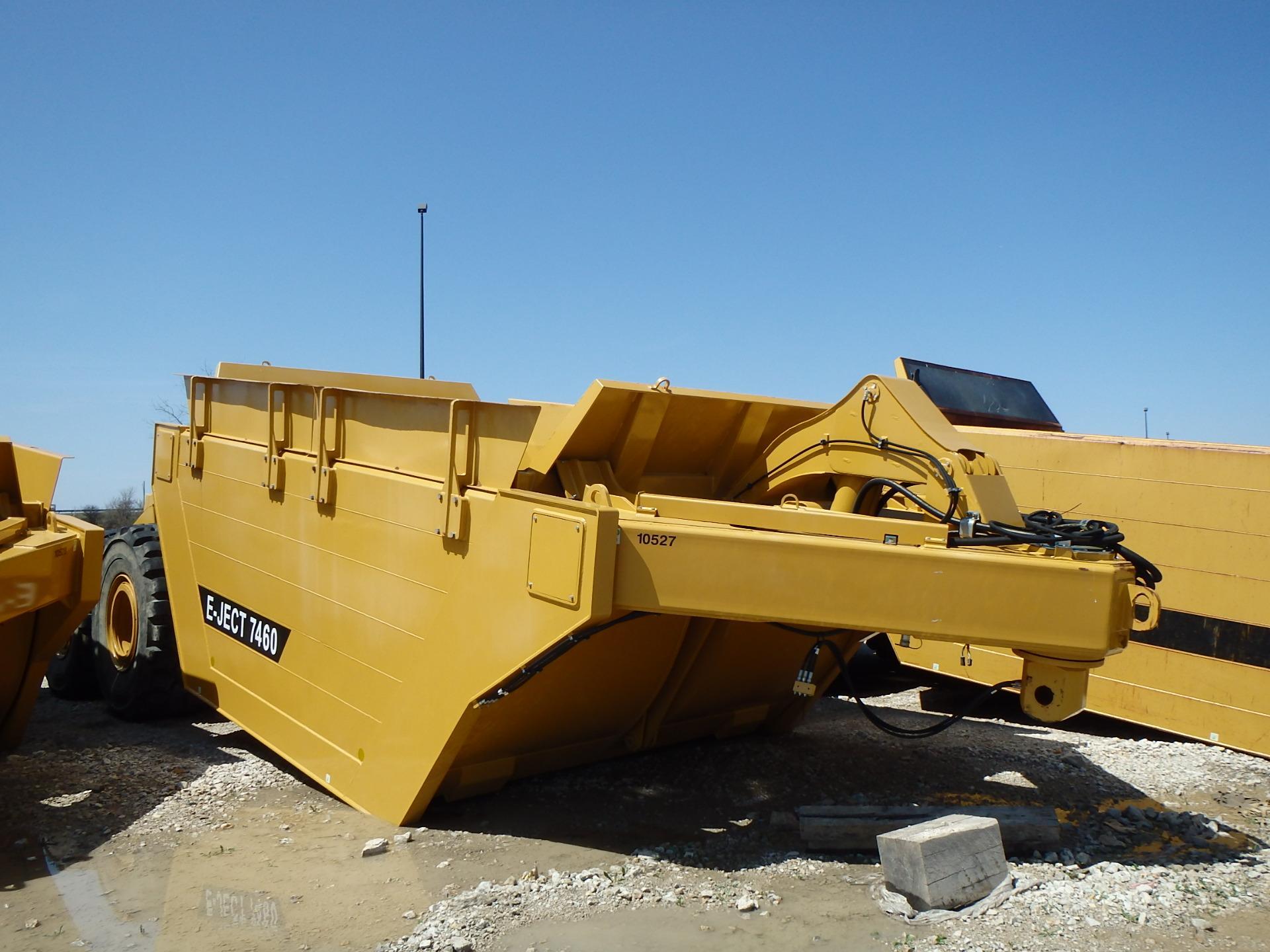 2012 E-Ject 7460-4 Box Scraper