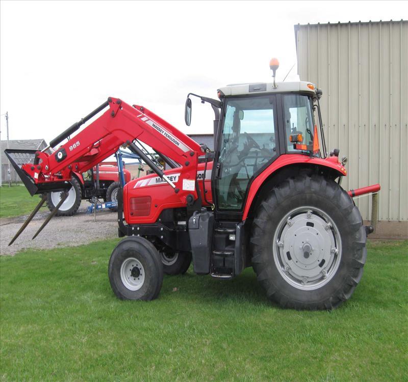 2008 Massey Ferguson 6480 Tractor