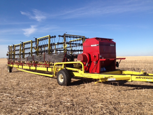 2009 Degelman SM7000 Harrow Heavy