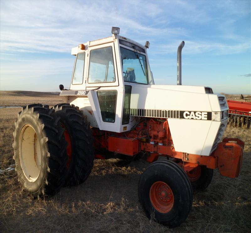 1982 Case 2590 Tractor