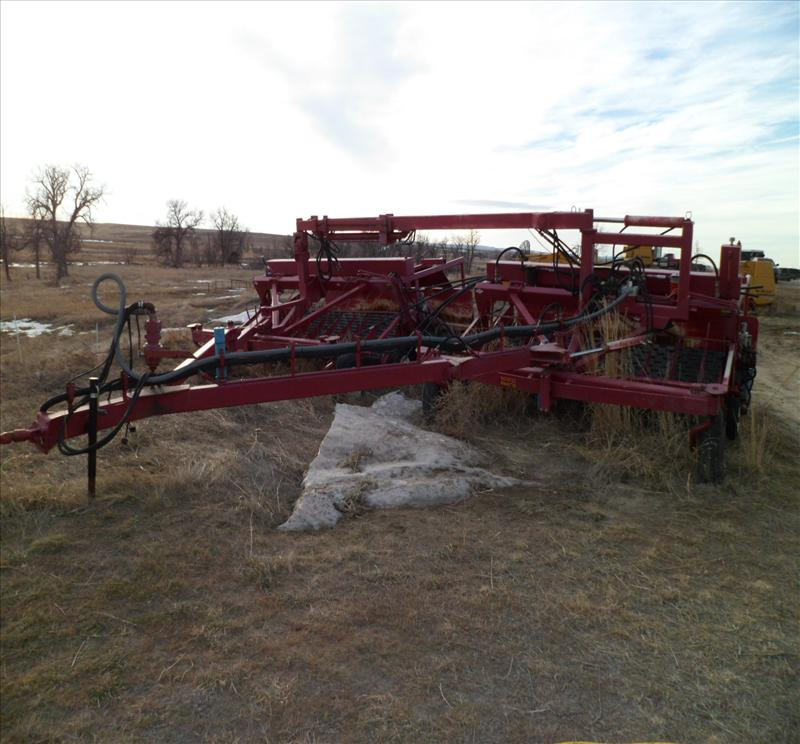 2002 Rowse D10 Windrow Inverter