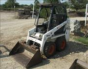 2001 Bobcat 463 Skid Steer Loader