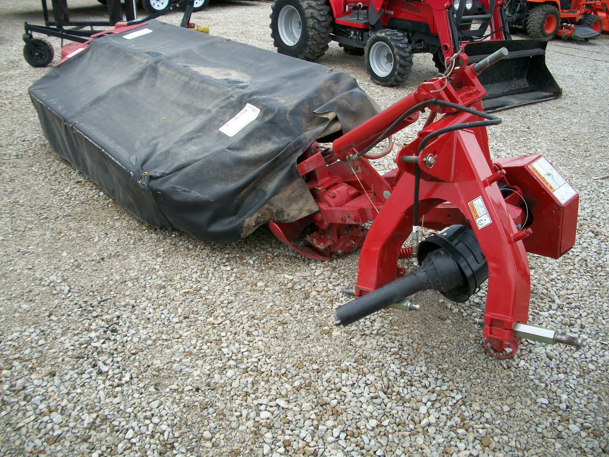 2013 Case IH MD92 Mower Conditioner/Disc for sale in Auburn