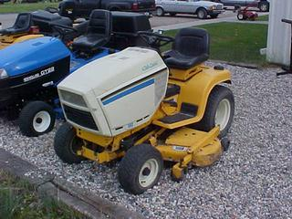 1995 cub cadet 1863 garden tractor for sale in hallock mn ironsearch. Black Bedroom Furniture Sets. Home Design Ideas