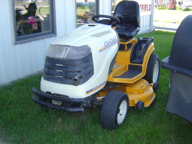 2010 Cub Cadet Gt2550 Garden Tractor