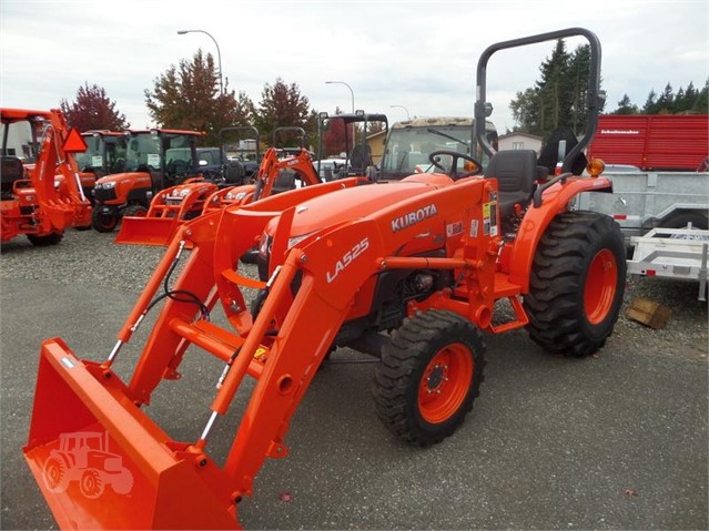 2018 Kubota L2501HST Tractor Compact for sale in Lynden, WA