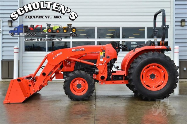 2018 Kubota L4701 Tractor for sale in Lynden, WA | IronSearch