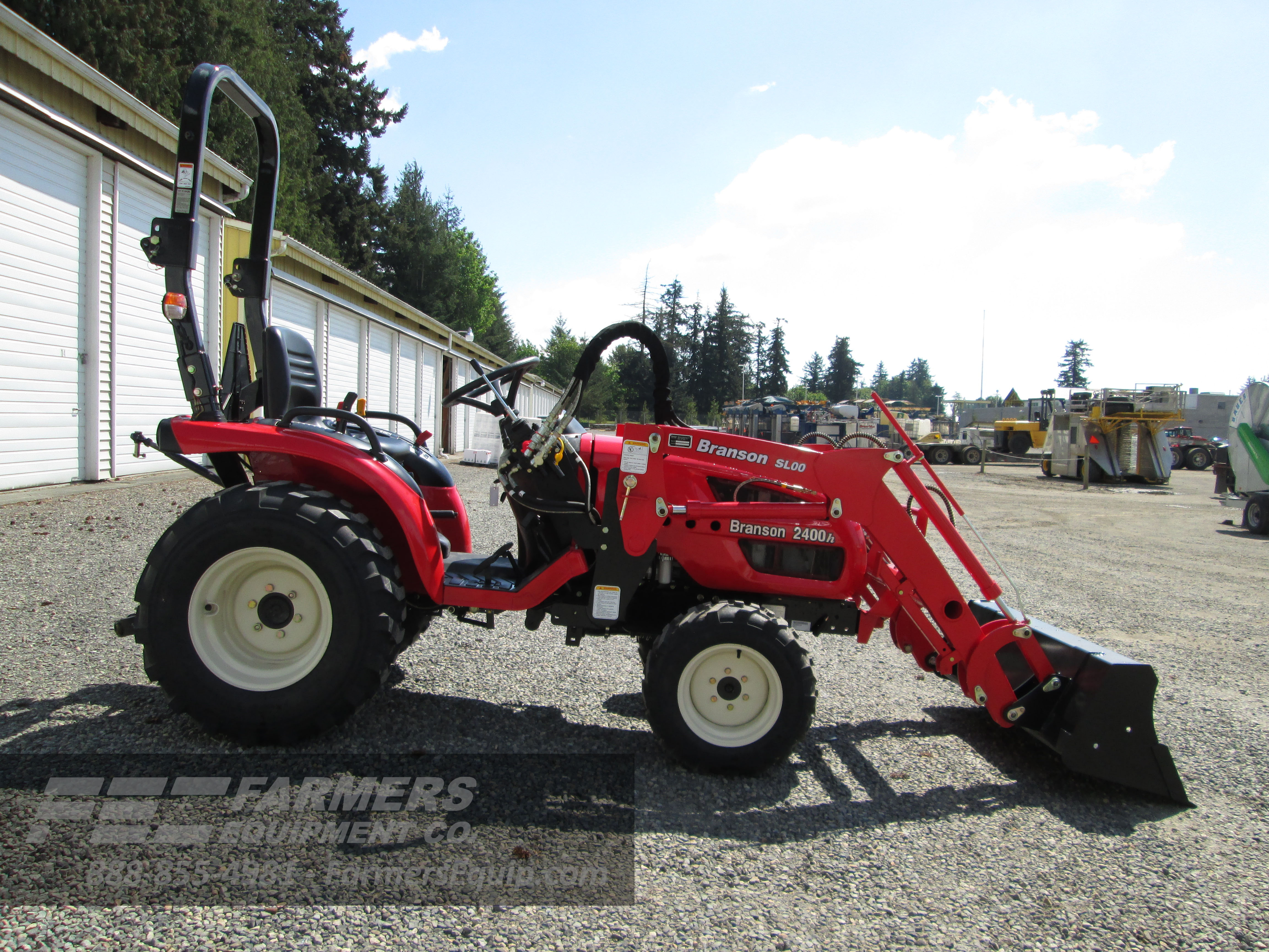 2014 Branson 2400H Tractor for sale in Lynden , WA | IronSearch
