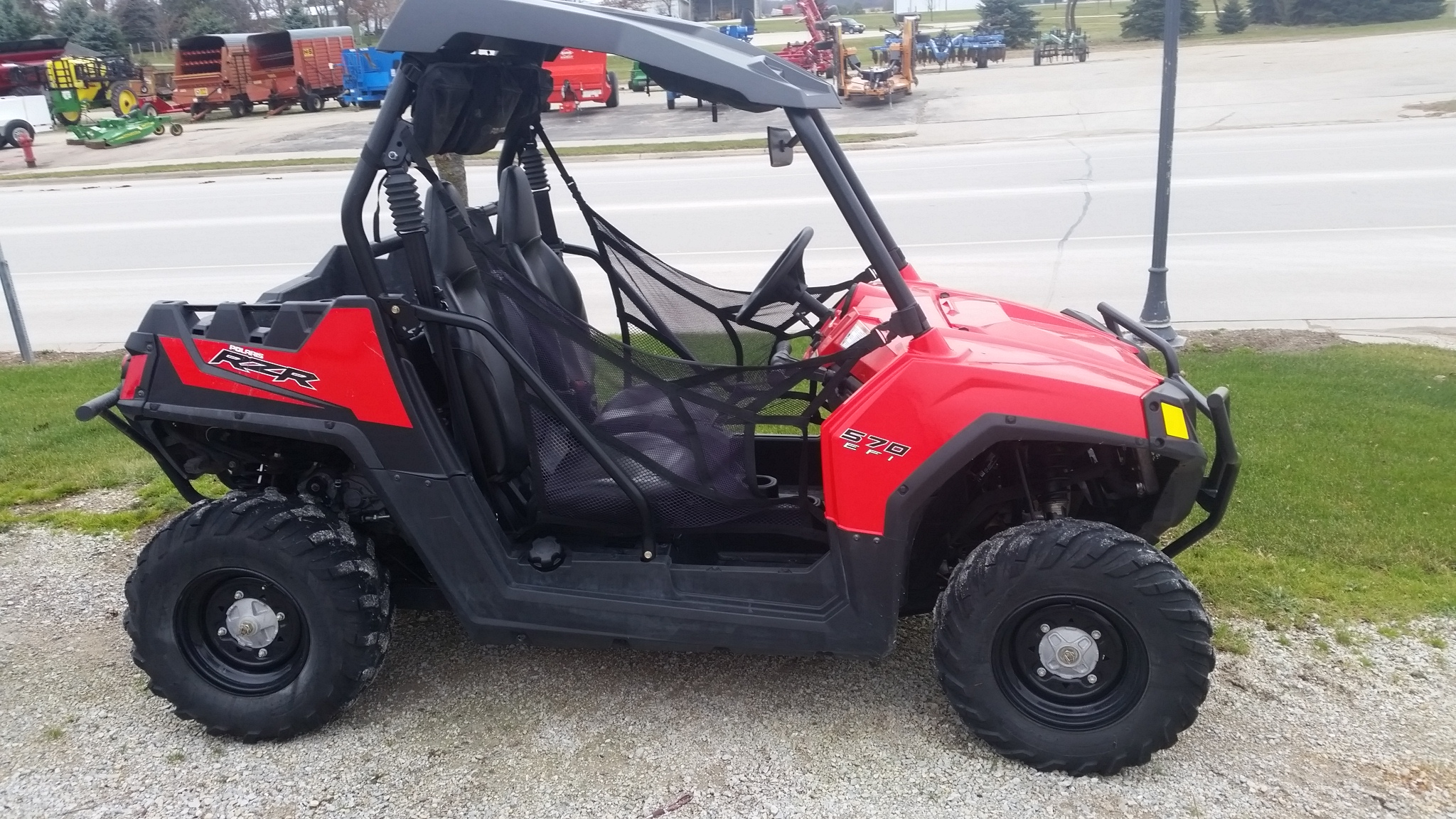 2013 Polaris RZR 570 Utility Vehicle for sale in Chatfield