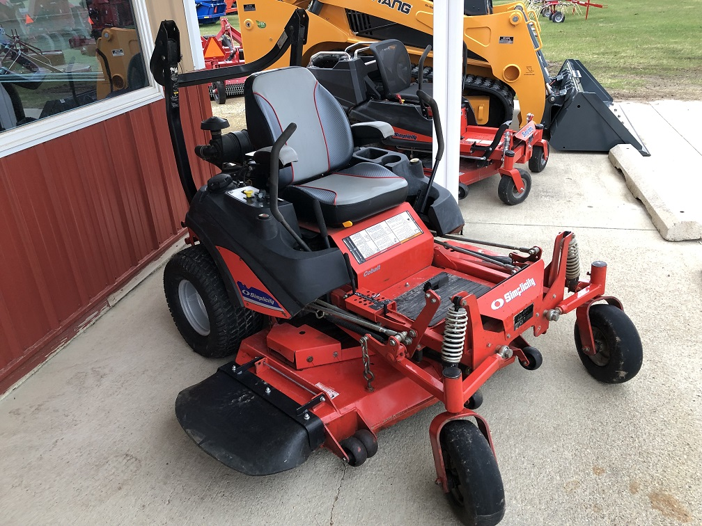 2014 Simplicity Cobalt 32 Mower/Zero Turn for sale in New