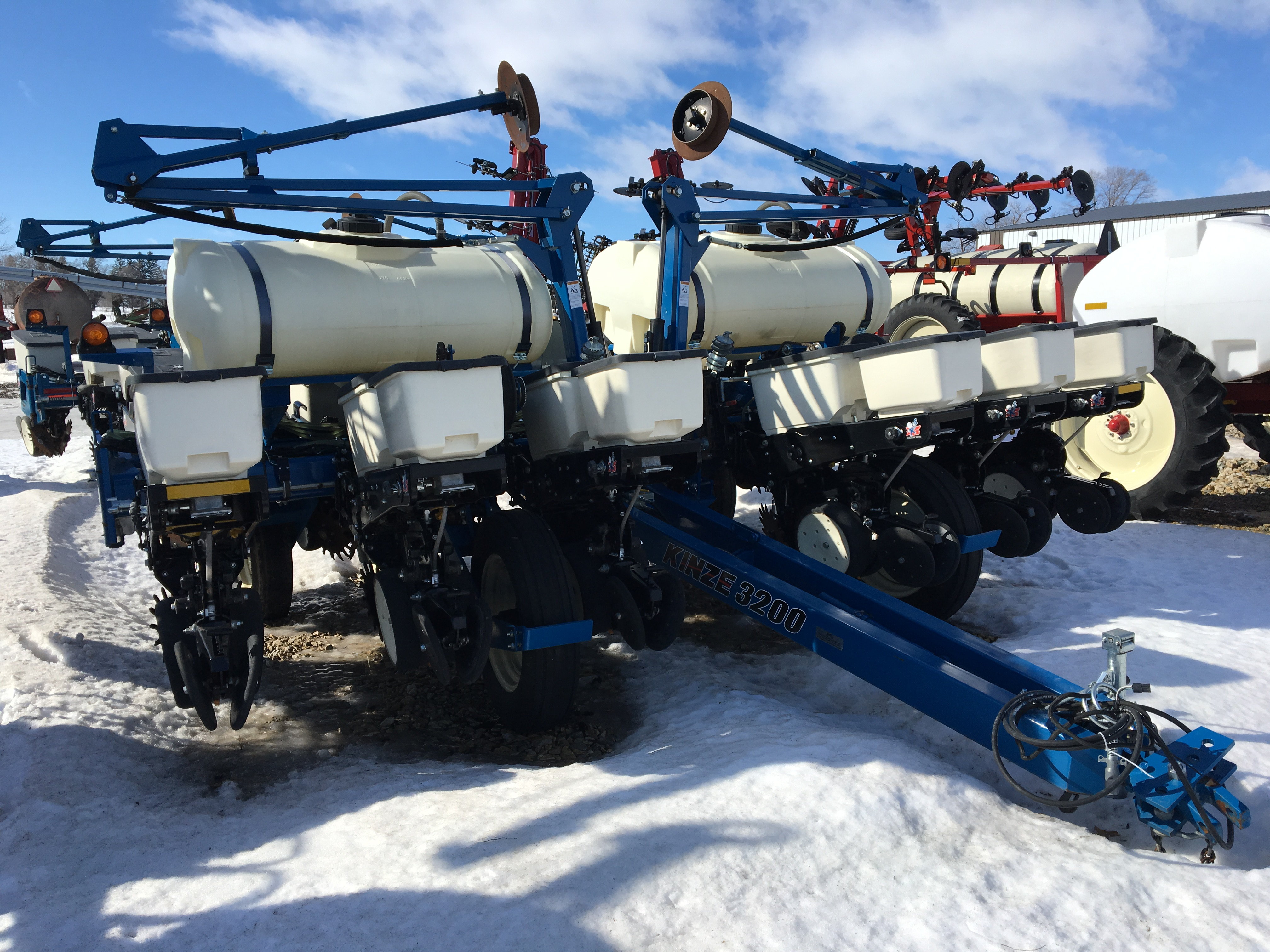 2013 Kinze 3200 Planter For Sale In Osage Ia Ironsearch