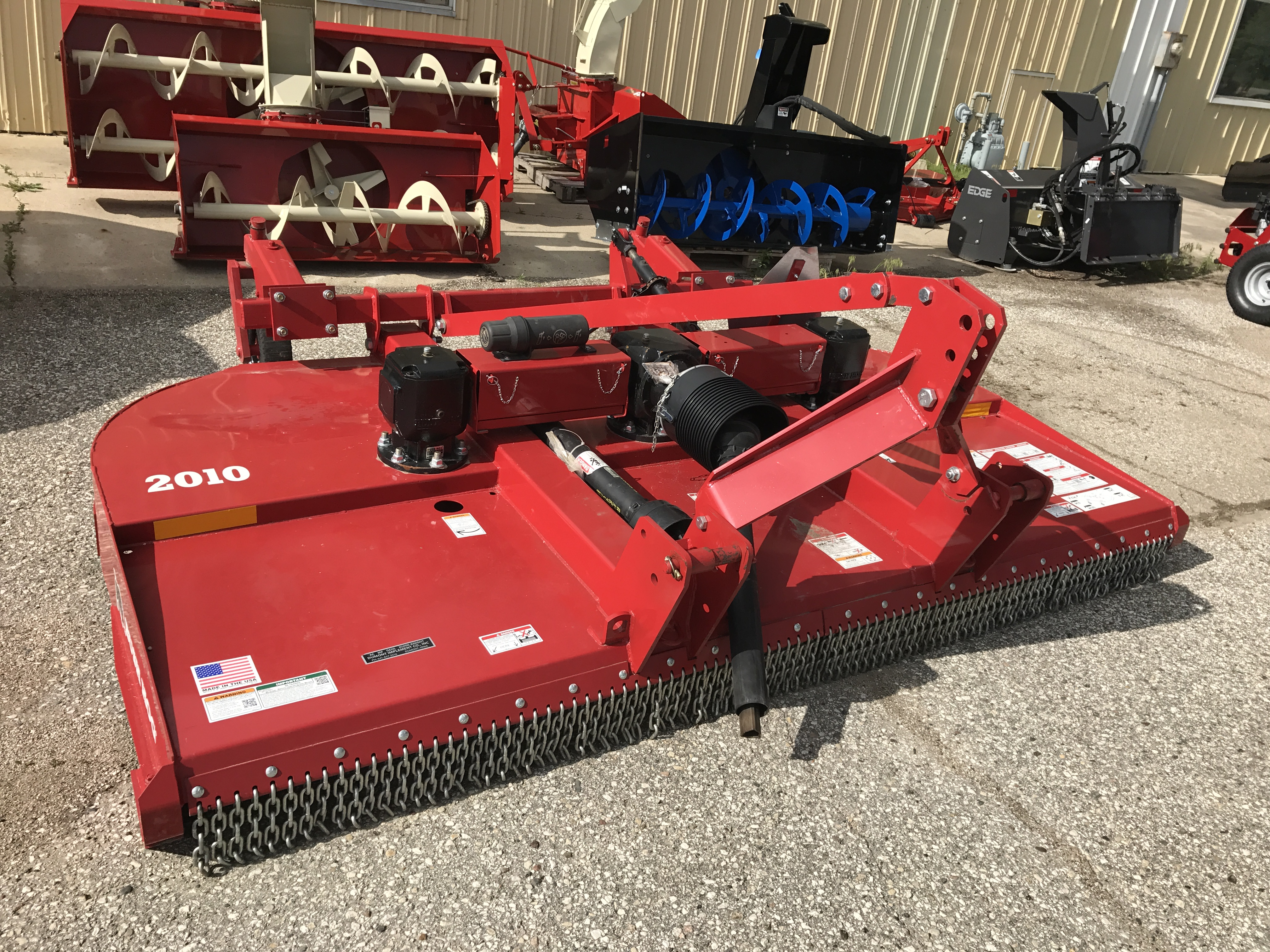 2016 Bush Hog 2010 Mower/Rotary Cutter for sale in Osage, IA