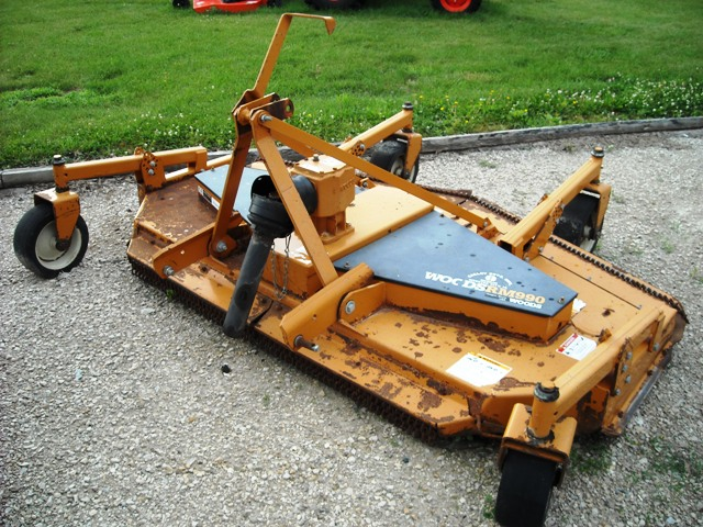 2006 Woods RM990 Mower/Finishing for sale in Webster City
