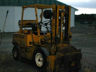 1985 Clark c500ys80 Forklift for sale in Sharon Springs, NY | IronSearch