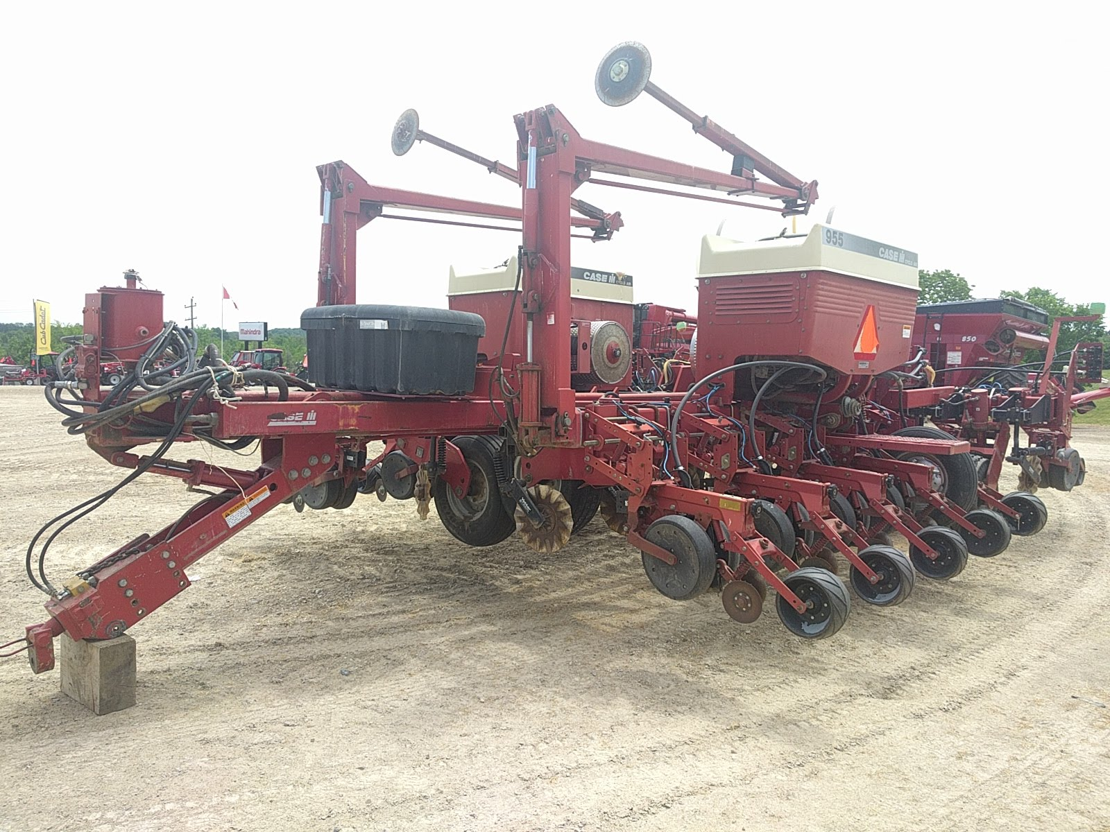 Case Ih 955 Planter For Sale Ironsearch