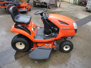 2005 Kubota T1670 Lawn Tractor For Sale In Tangent Or Ironsearch