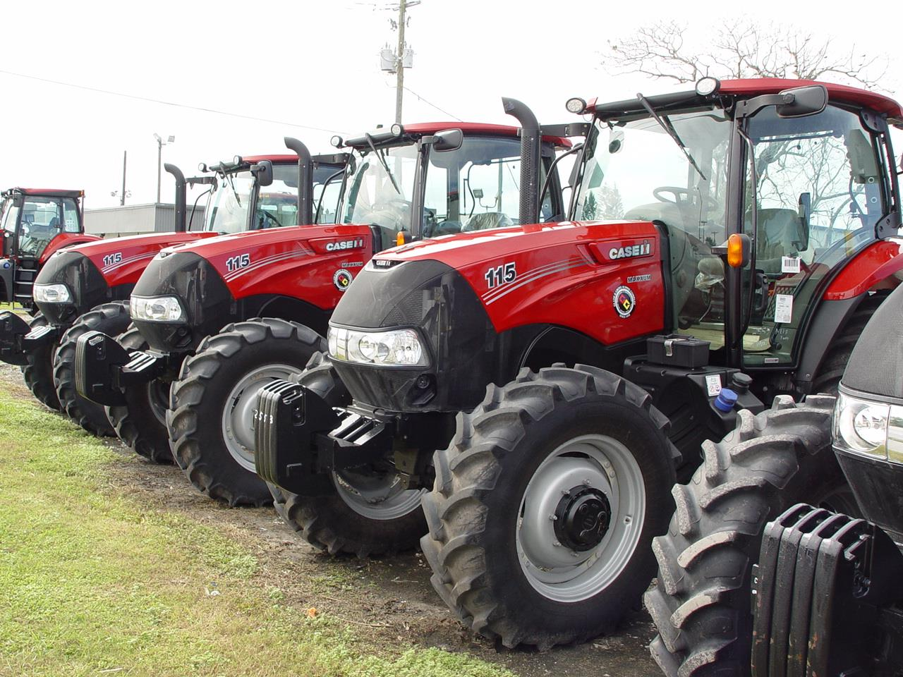 2015 Case Ih Maxxum 115 Limited Tractor For Sale In Belle