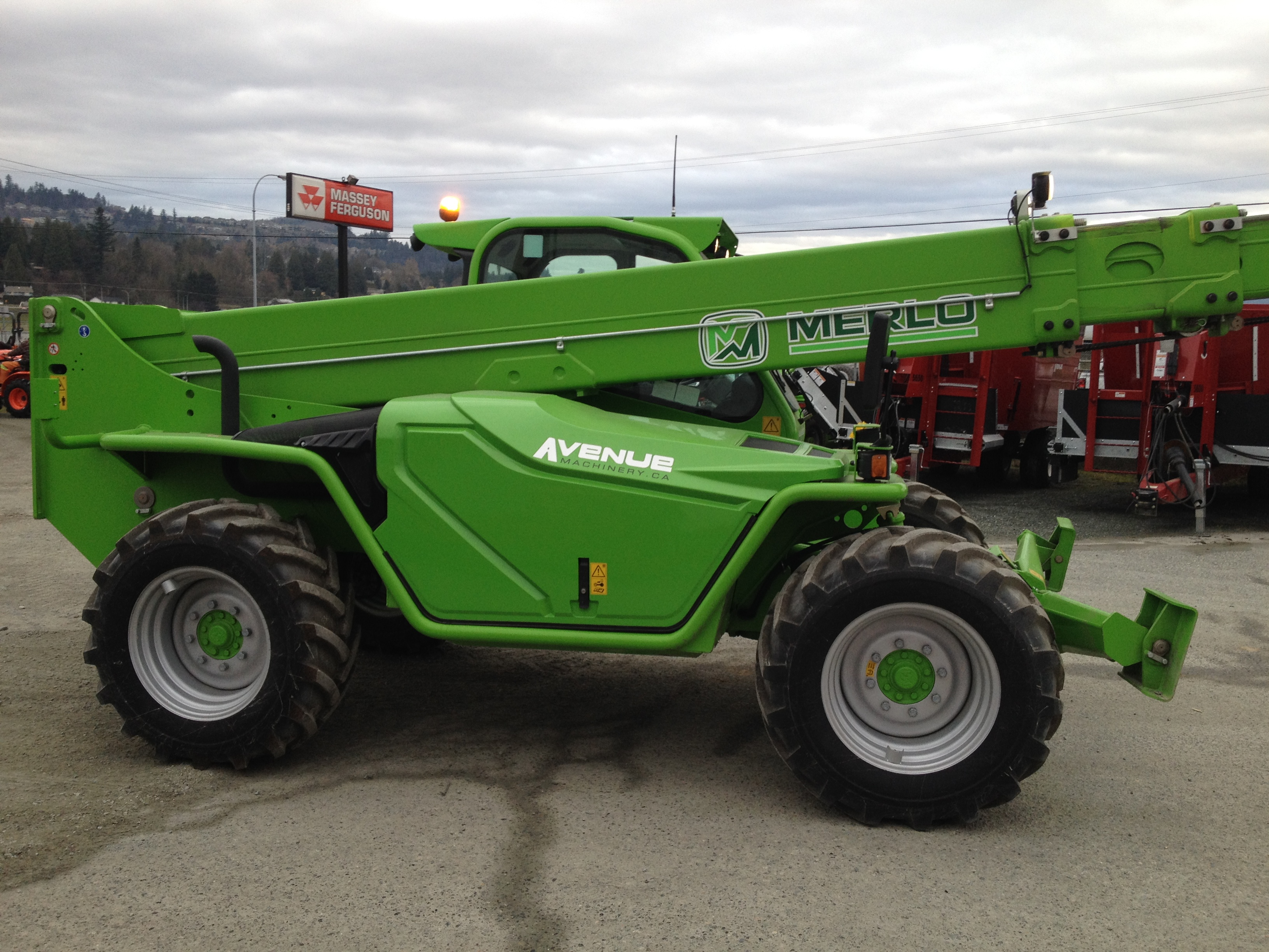 Merlo 40 17 TeleHandler for sale in Abbotsford, BC | IronSearch