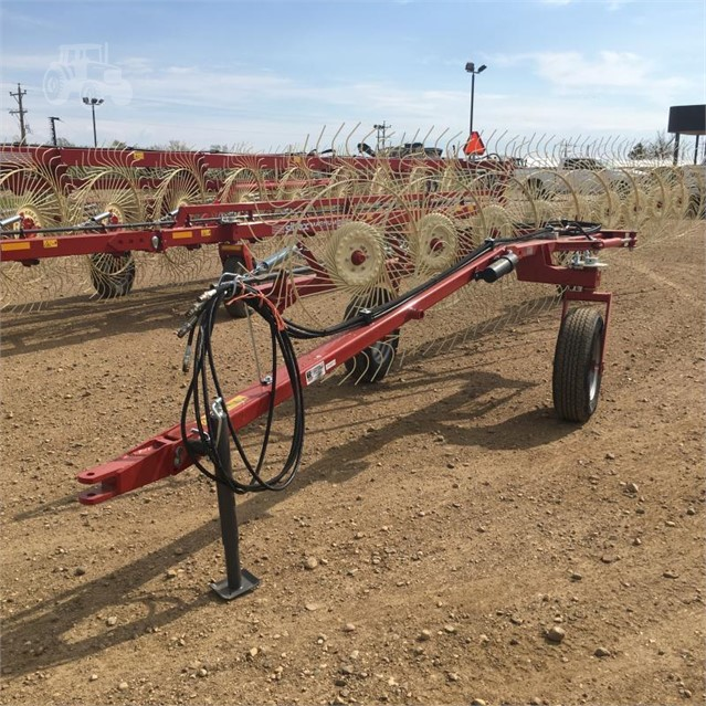 Sitrex TR9 Tedder Rake for sale in Highmore, SD | IronSearch