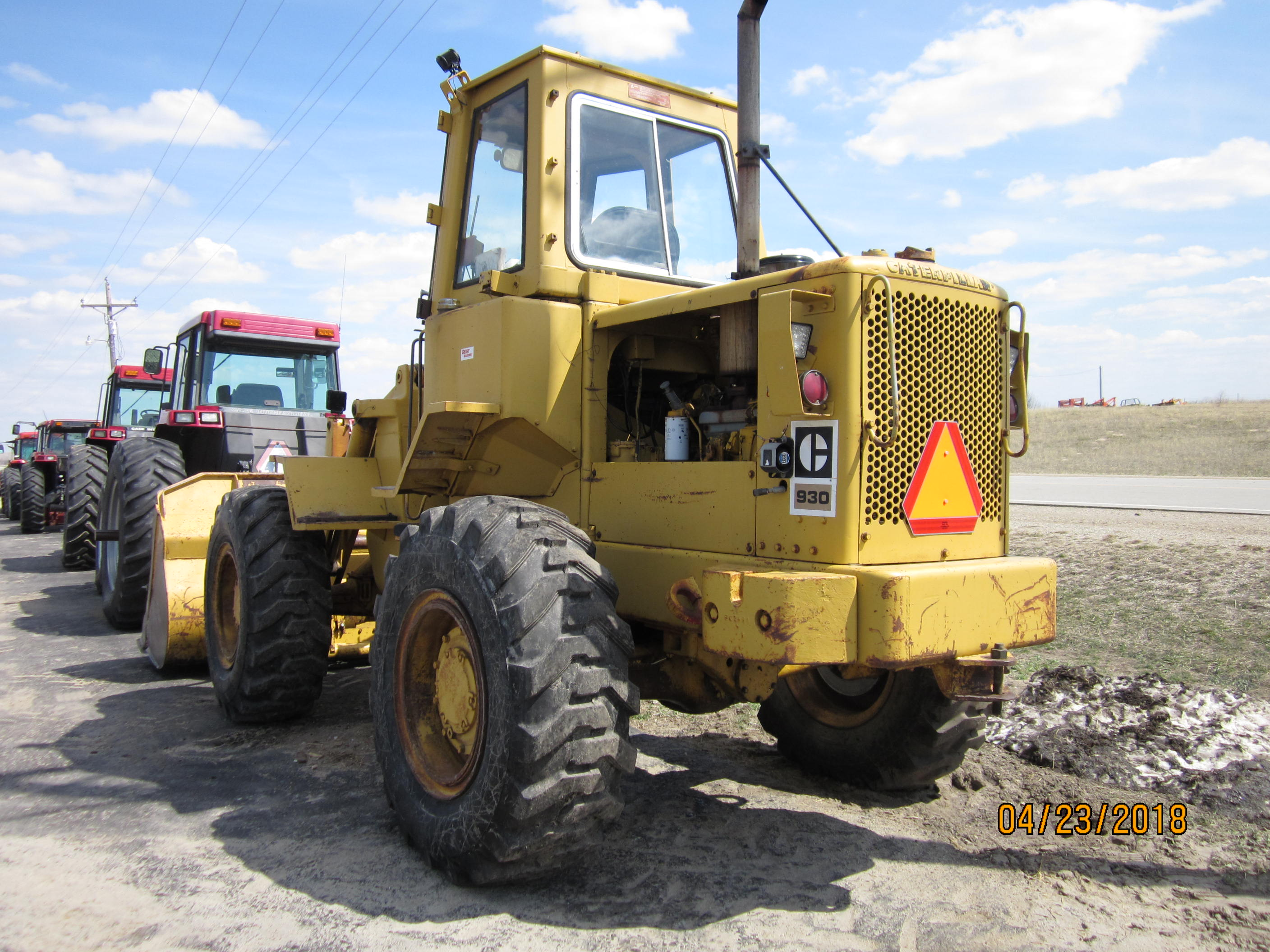 Caterpillar 930 Wheel Loader for sale | IronSearch