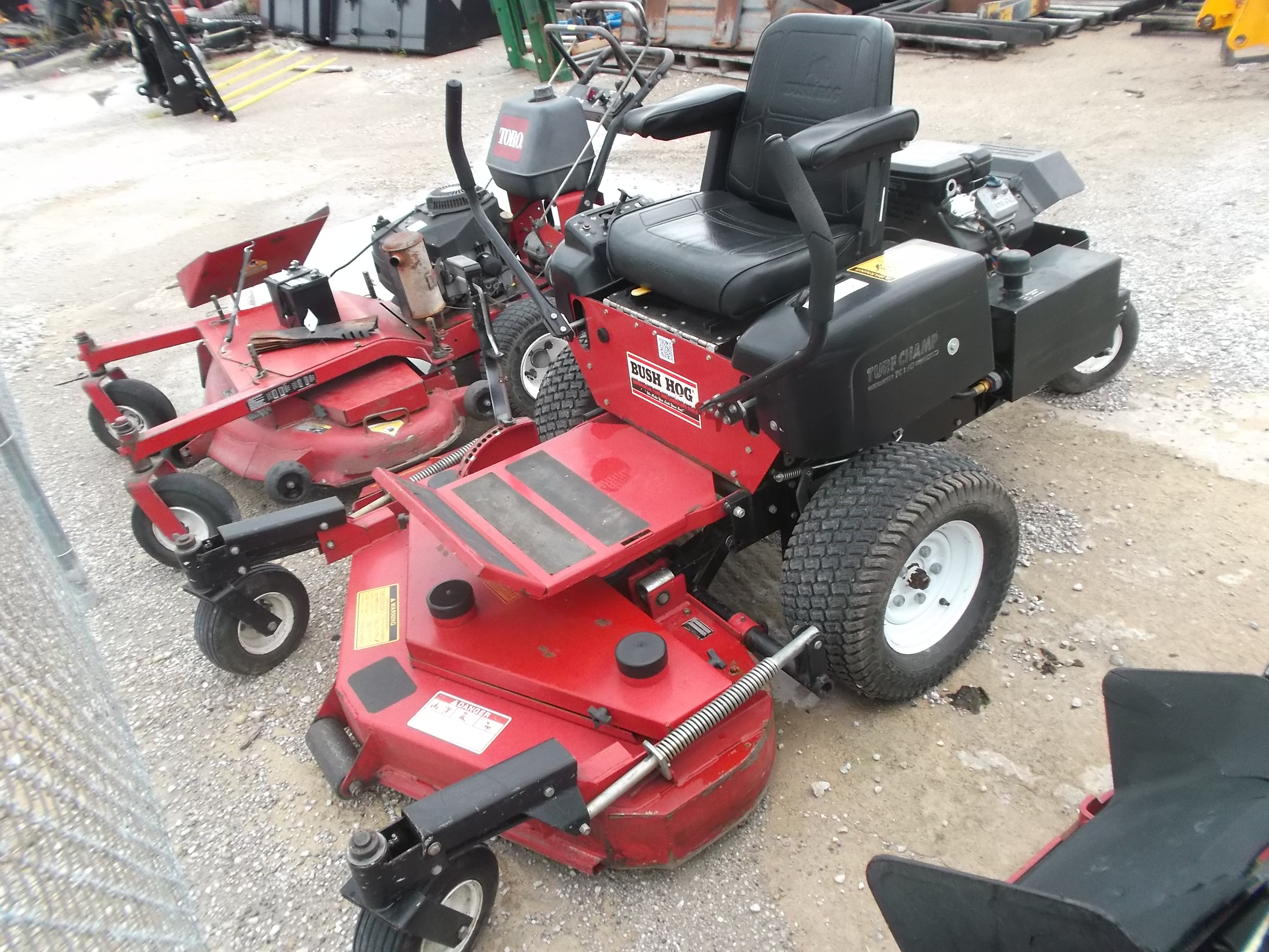Bush Hog Tc180 Mower Zero Turn For Sale In Hamel Il