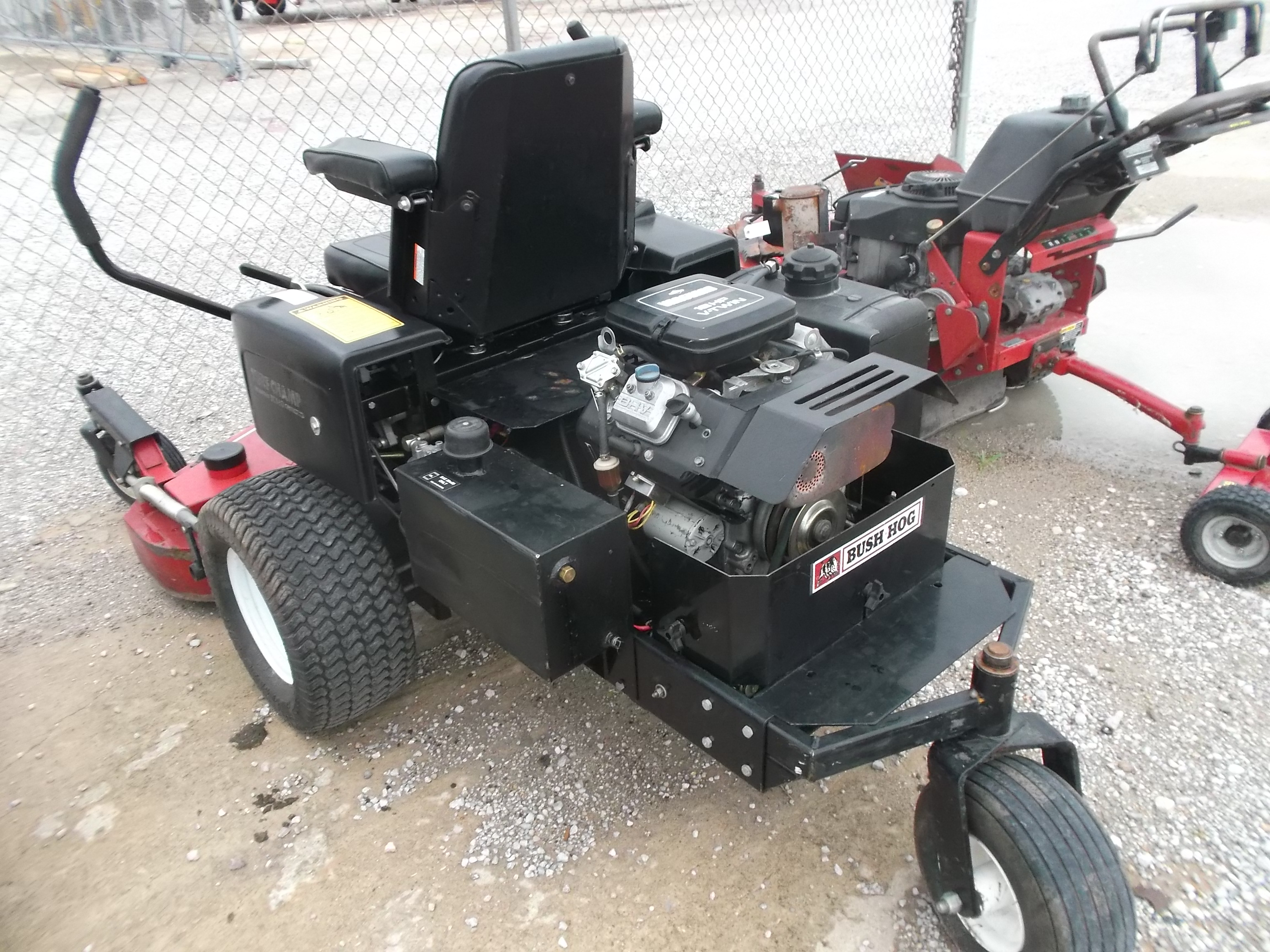 Bush Hog Tc180 Mower Zero Turn For Sale In Hamel Il