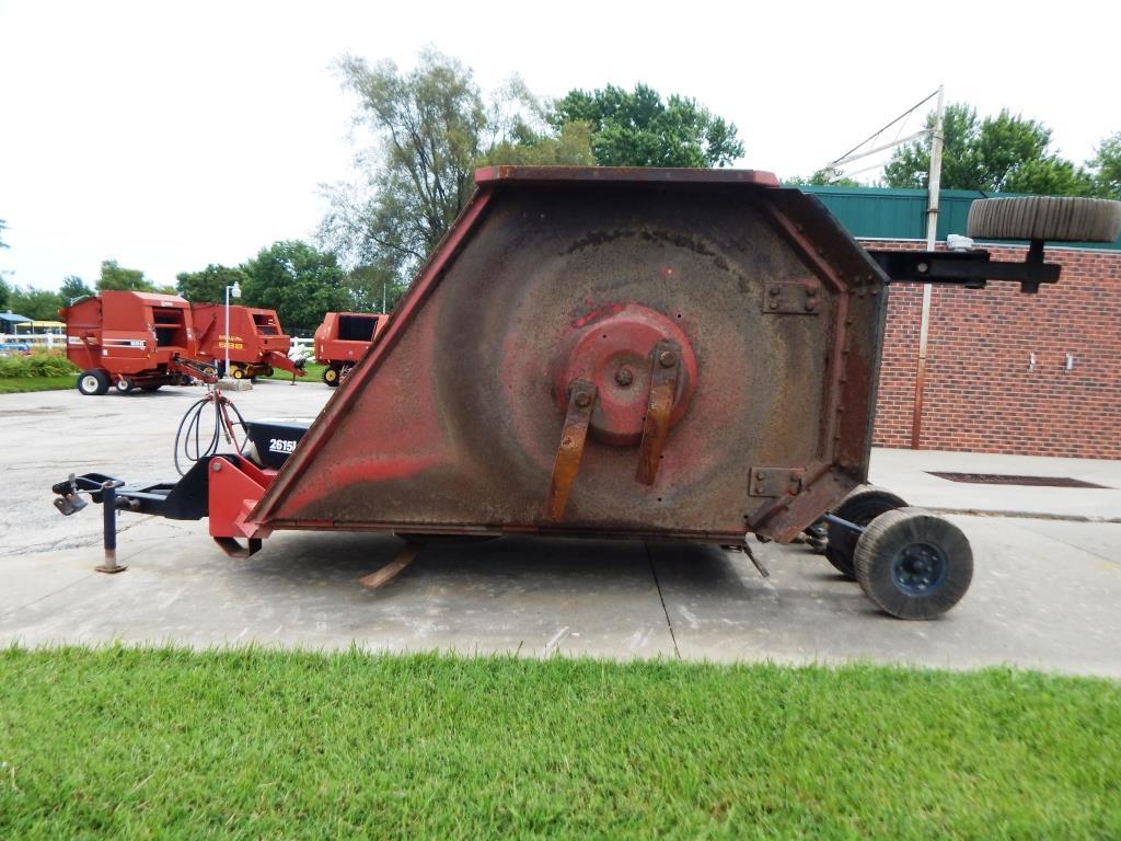 2013 Bush Hog 2615L Mower/Batwing for sale in Higginsville