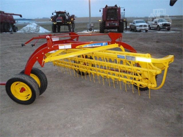 2019 New Holland 258 Tedder Rake for sale in Le Mars, IA | IronSearch