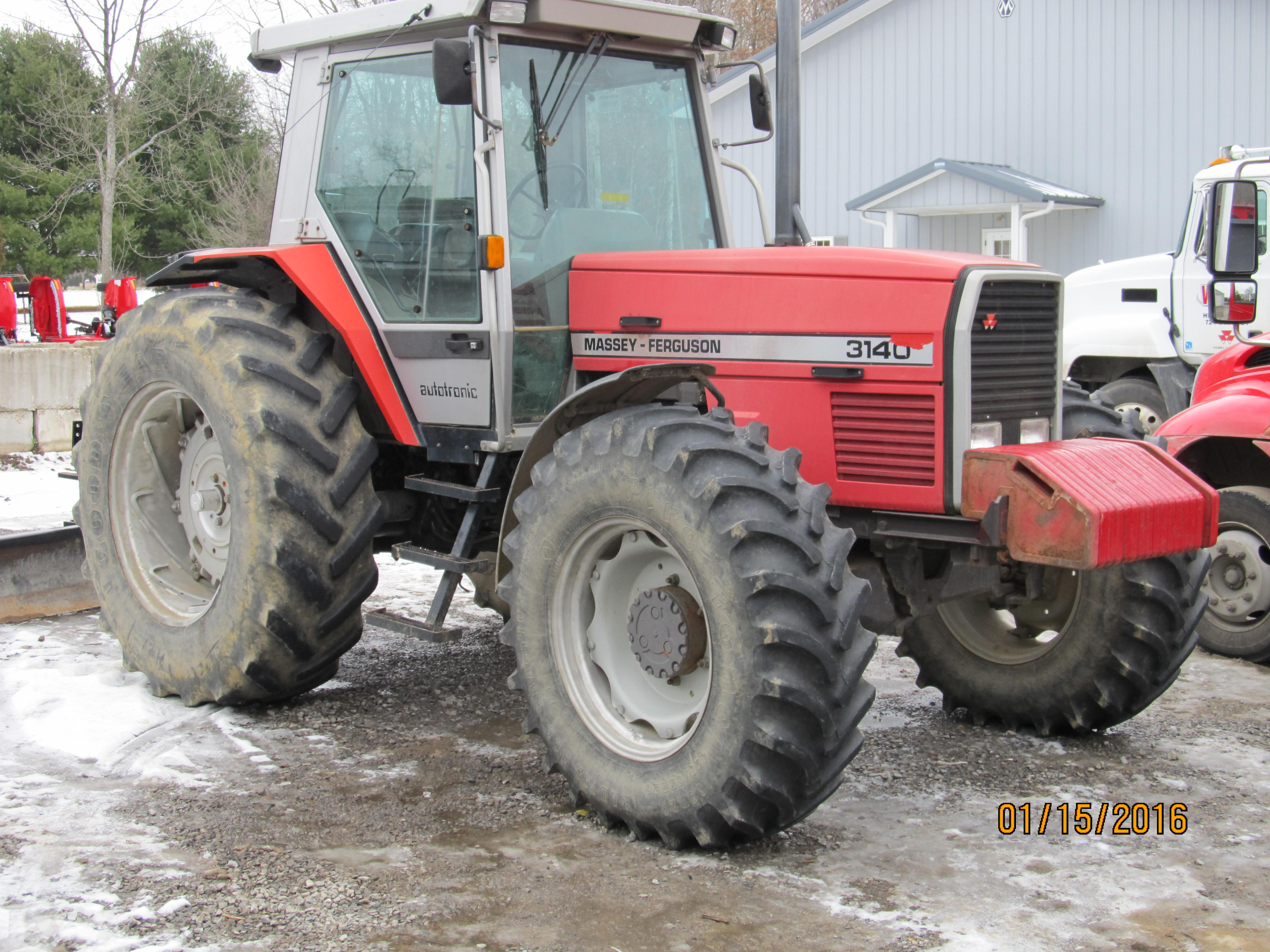 1990 Massey Ferguson 3140 Tractor for sale in Hermitage, PA