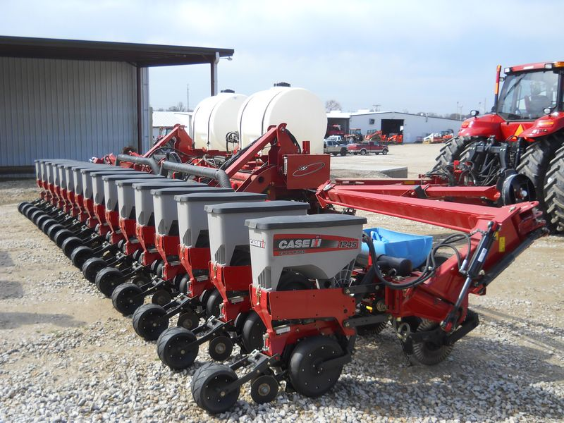 2014 Case Ih 1245 Planter For Sale In Huntingburg In Ironsearch