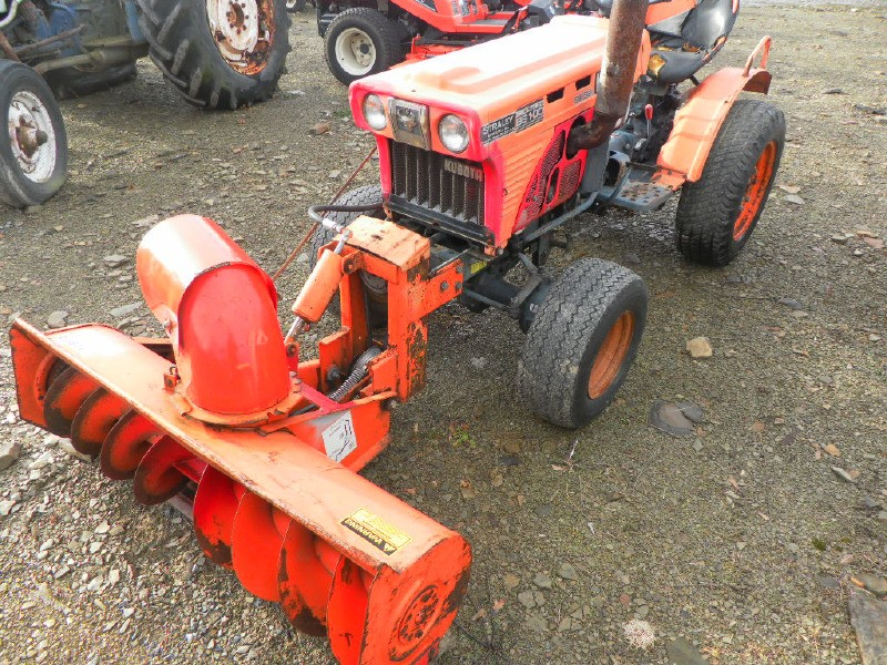 Kubota B6100 Tractor Compact for sale in Cresson, PA