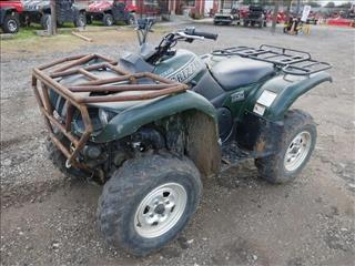 Yamaha Grizzly 660 >> 2002 Yamaha Grizzly 660 Atv For Sale In Granbury Tx