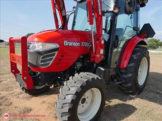 2017 Branson 3725CH Tractor for sale in Granbury , TX | IronSearch