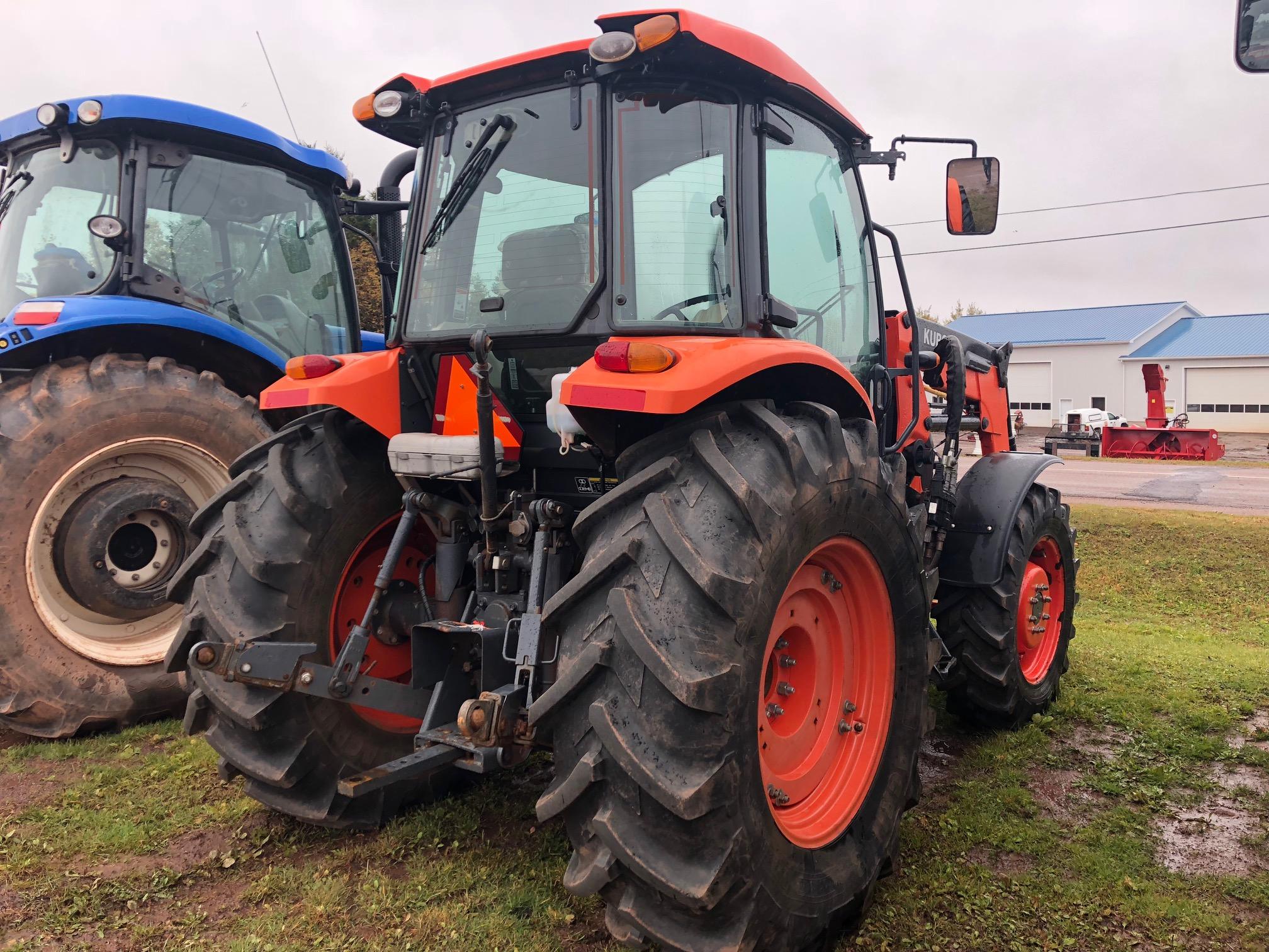 2014 Kubota M8560 Tractor for sale in Kensington, PE ...