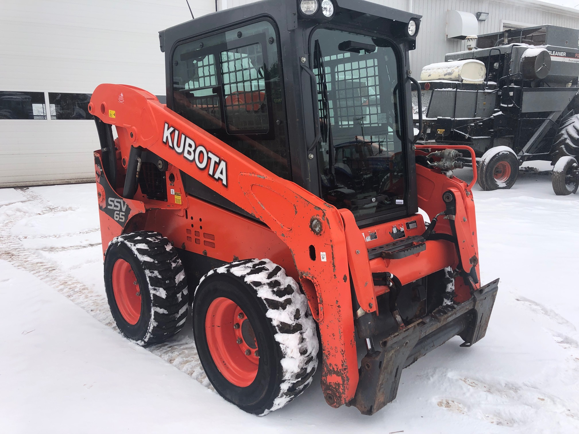 Kubota Skid Steer Error Codes