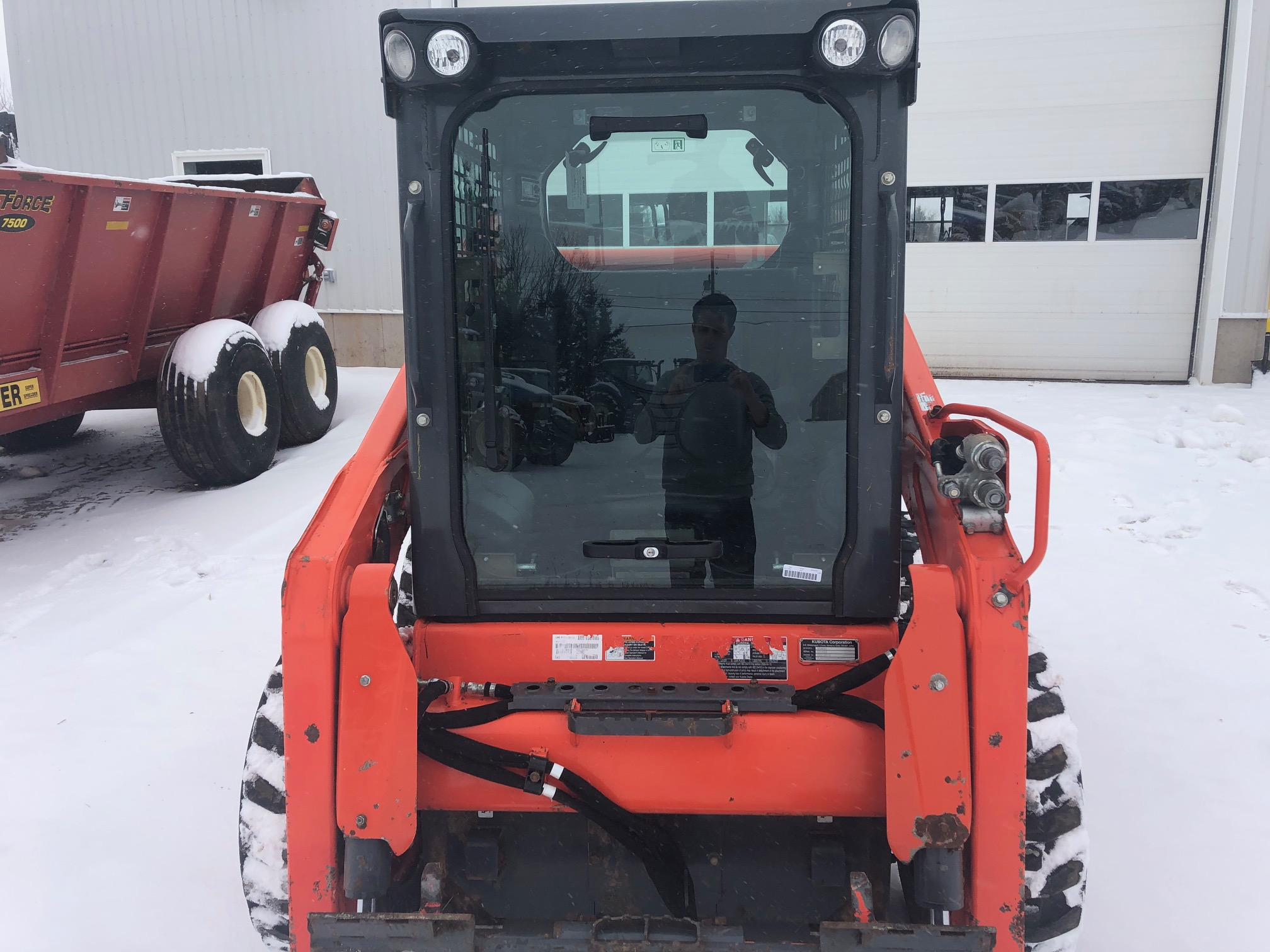 2017 Kubota SSV65 Skid Steer Loader for sale in Kensington, PE