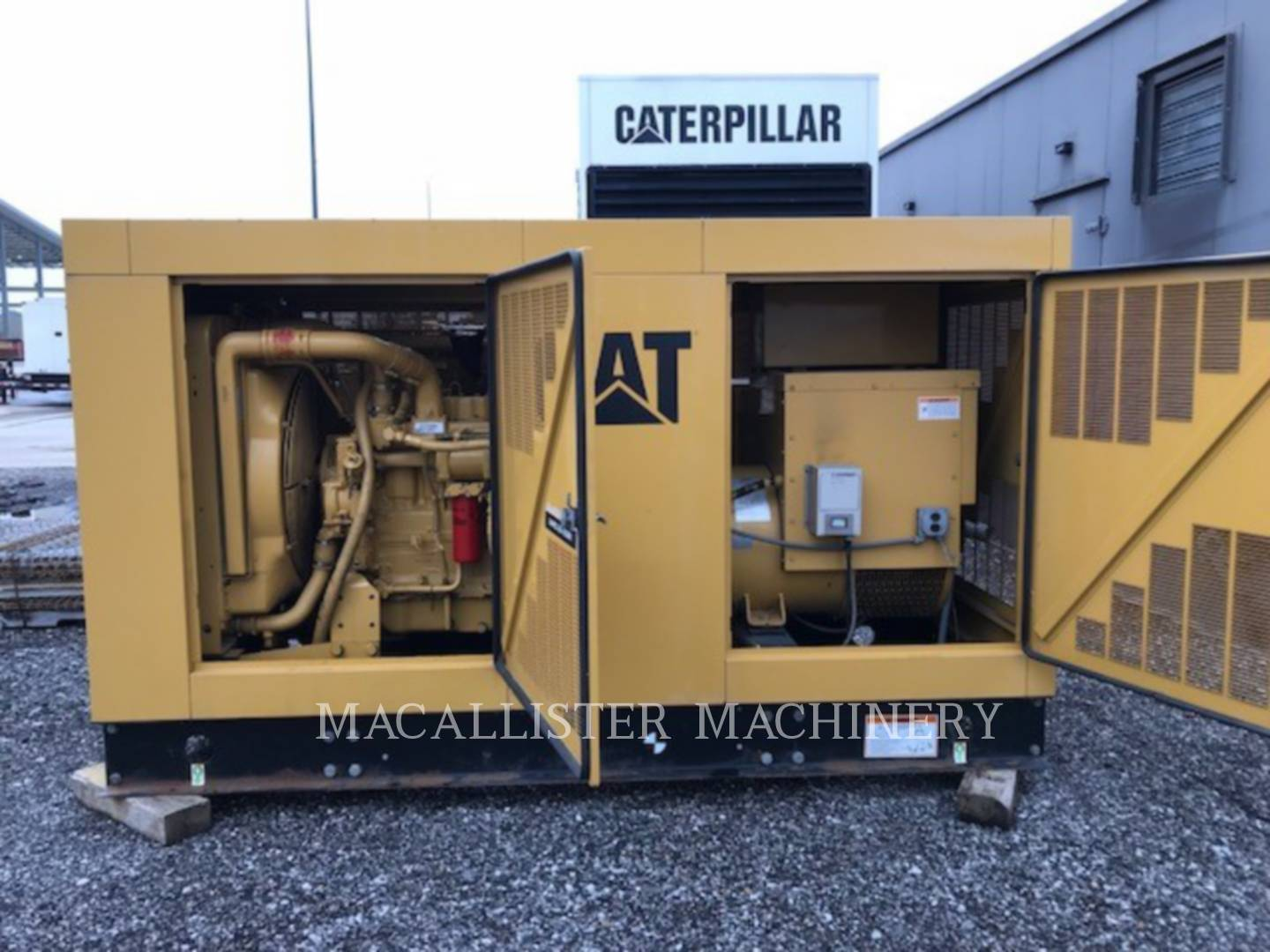 1999 Caterpillar 3306 Generator for sale in INDIANAPOLIS, IN