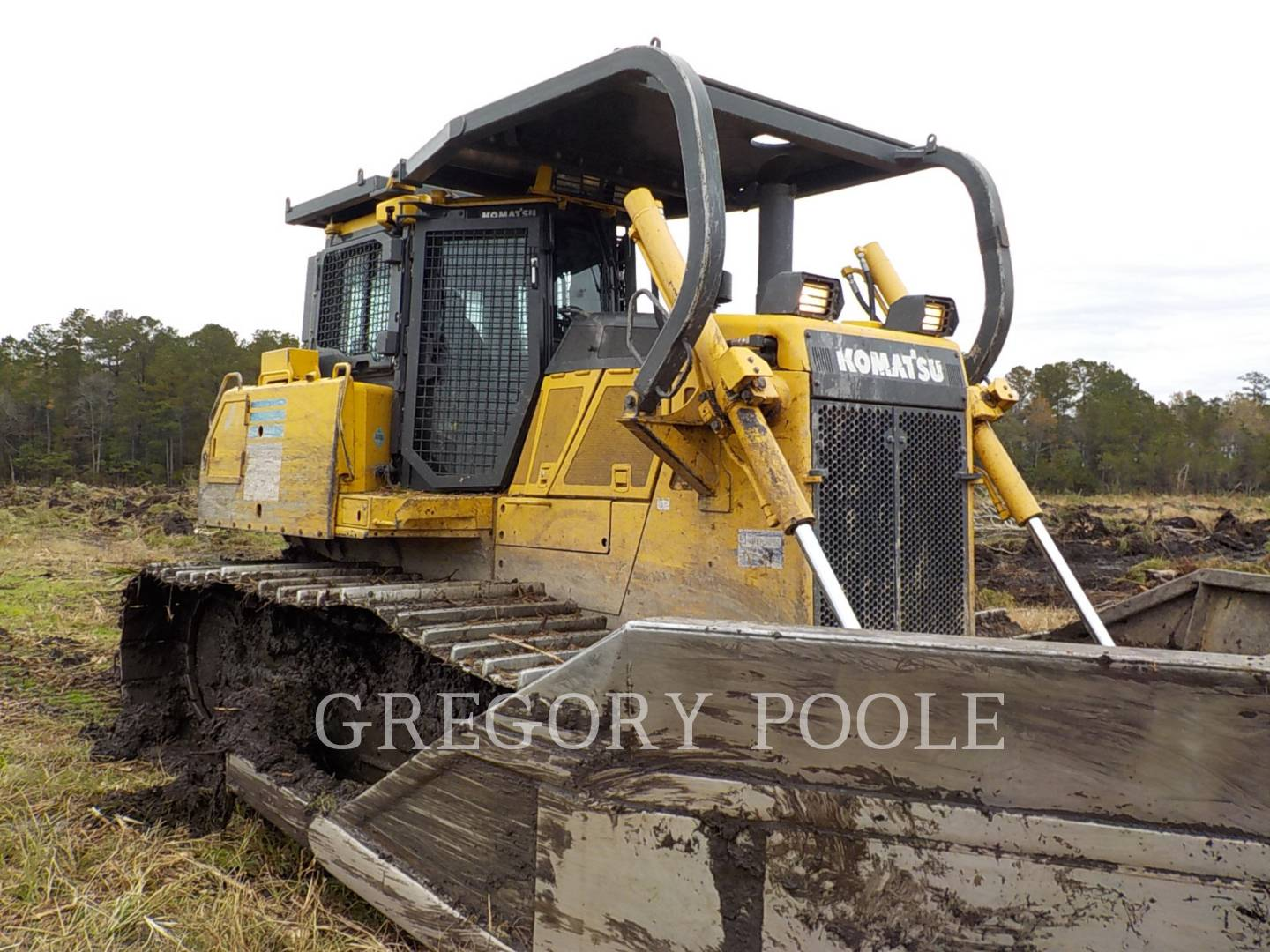 2016 Komatsu D85PX-18 Dozer for sale in RALEIGH, NC | IronSearch