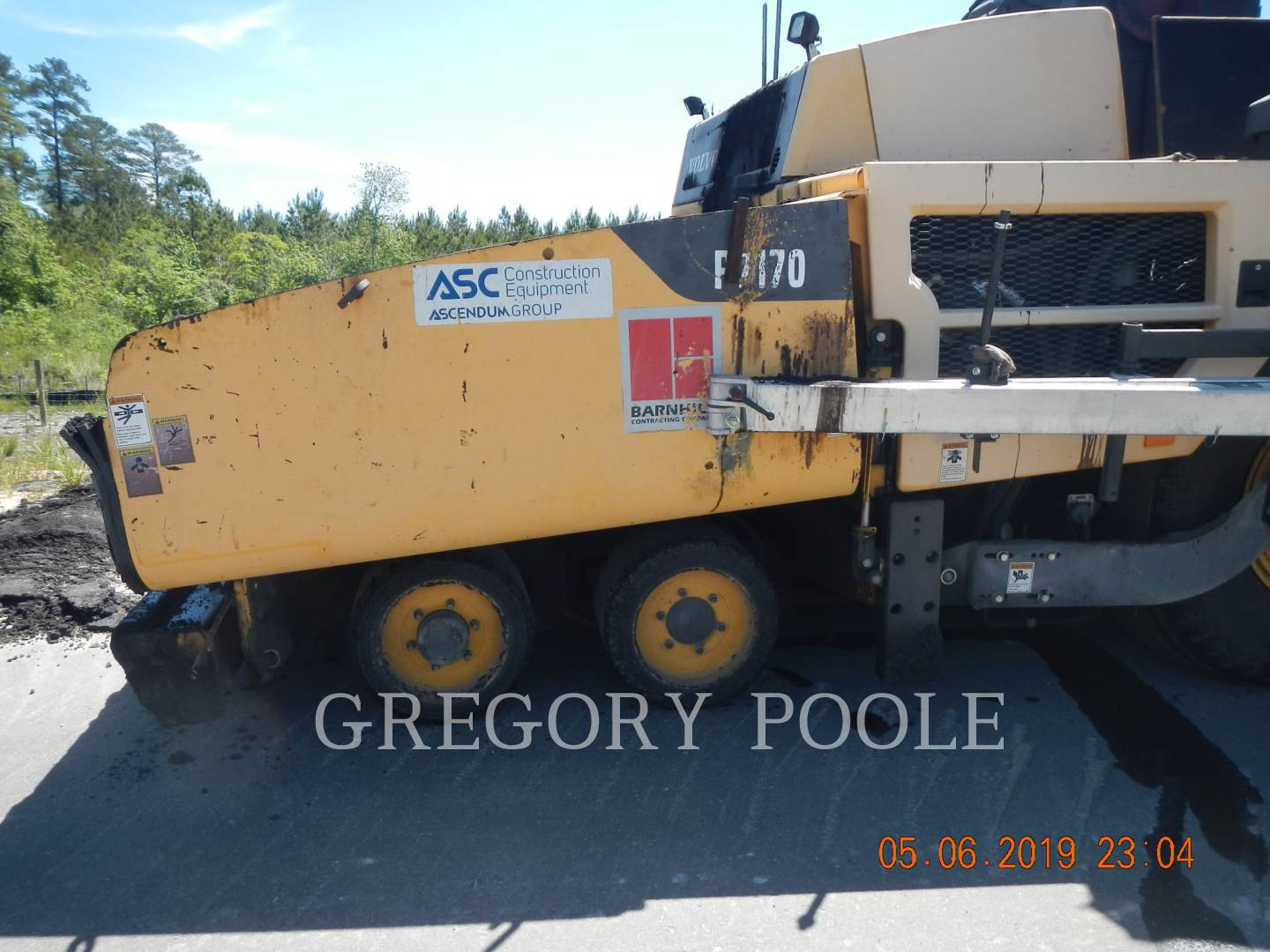 2014 Blawnox P7170 Paver for sale in RALEIGH, NC | IronSearch