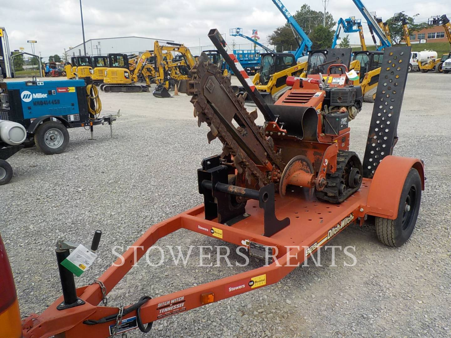 2013 Ditch Witch RT12 Misc for sale in KNOXVILLE, TN