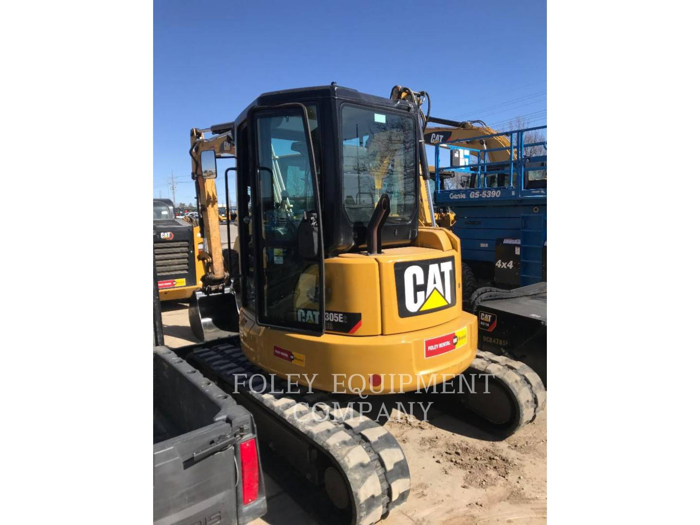 2017 Caterpillar 305E2LC Excavator for sale in WICHITA, KS